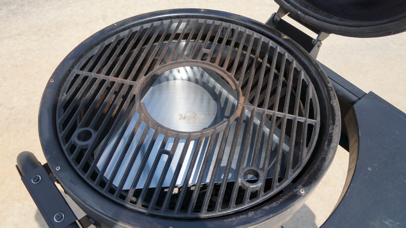 Heat Deflector Drip Pan For Akorn Kamado