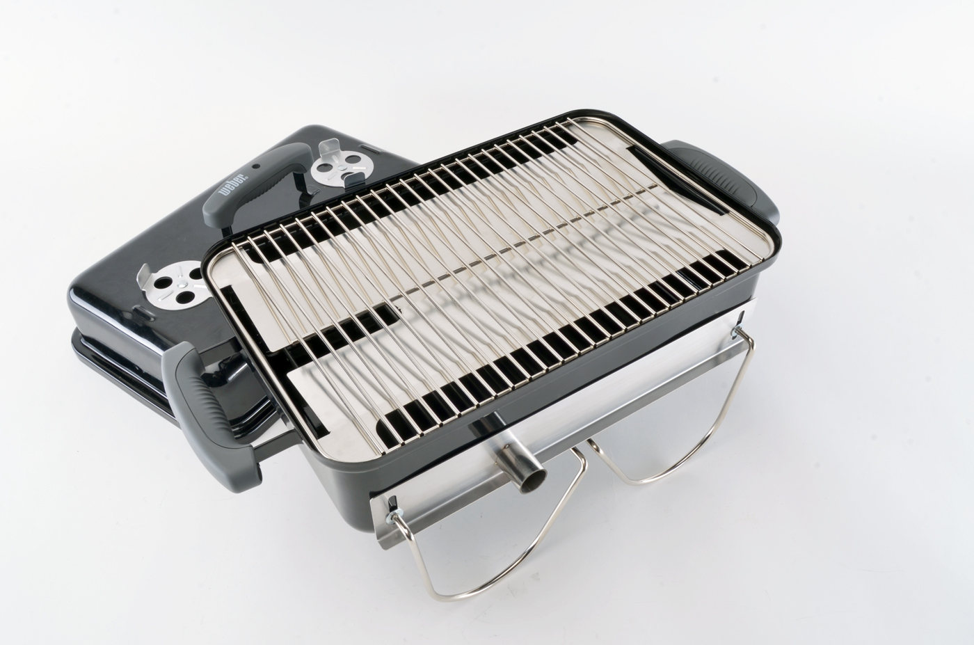 Heat Deflector For Weber Go Anywhere Grill