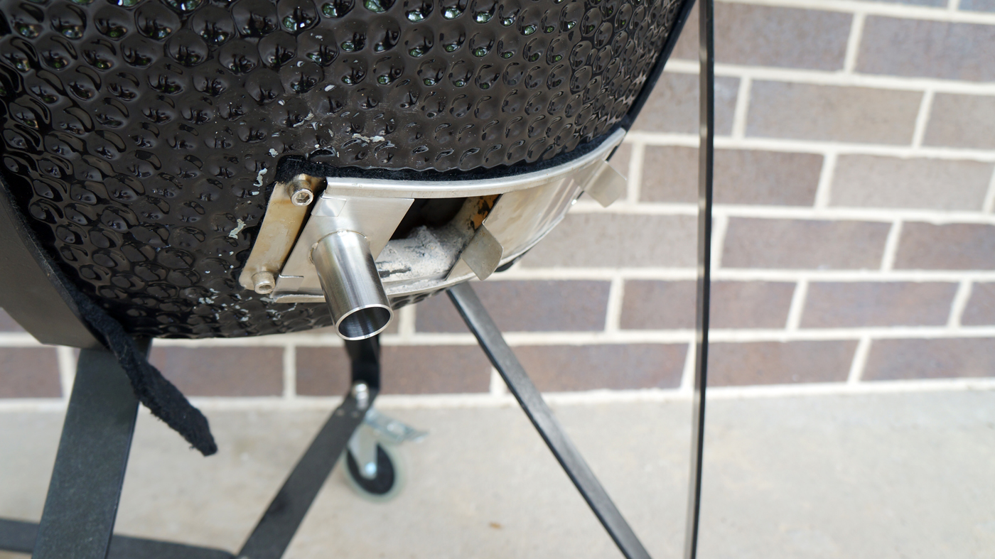 Adjustable Adapter For Akorn Kamado Kamado Joe And Green Egg