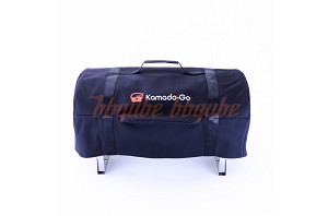 Heavy Duty Cover for Kamado-Go Auto-Temp Portable Charcoal Grill/Smoker